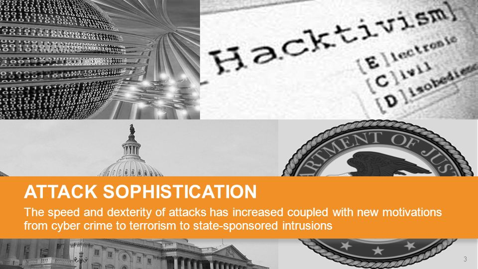 © 2009 IBM Corporation Building a smarter planet ATTACK SOPHISTICATION The speed and dexterity of attacks has increased coupled with new motivations f