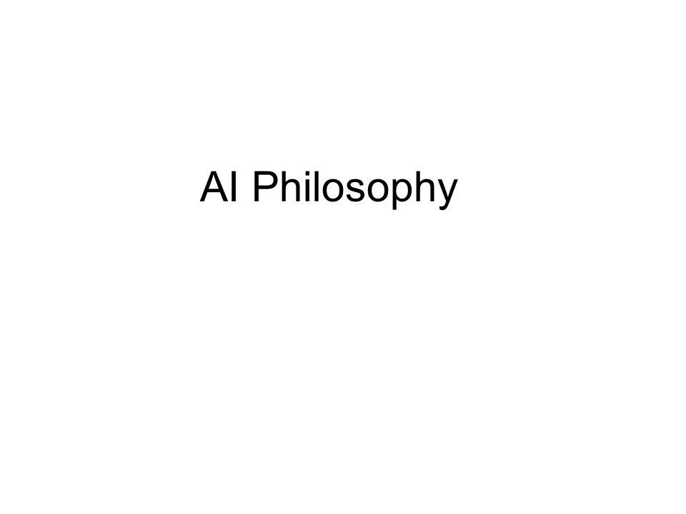 AI Philosophy