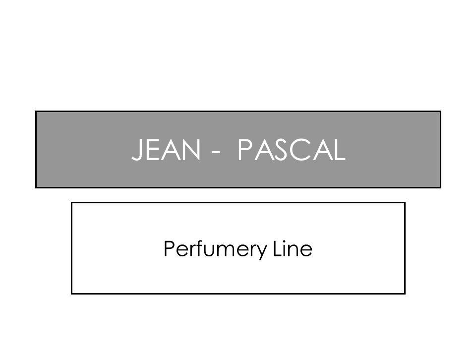 JEAN - PASCAL Perfumery Line