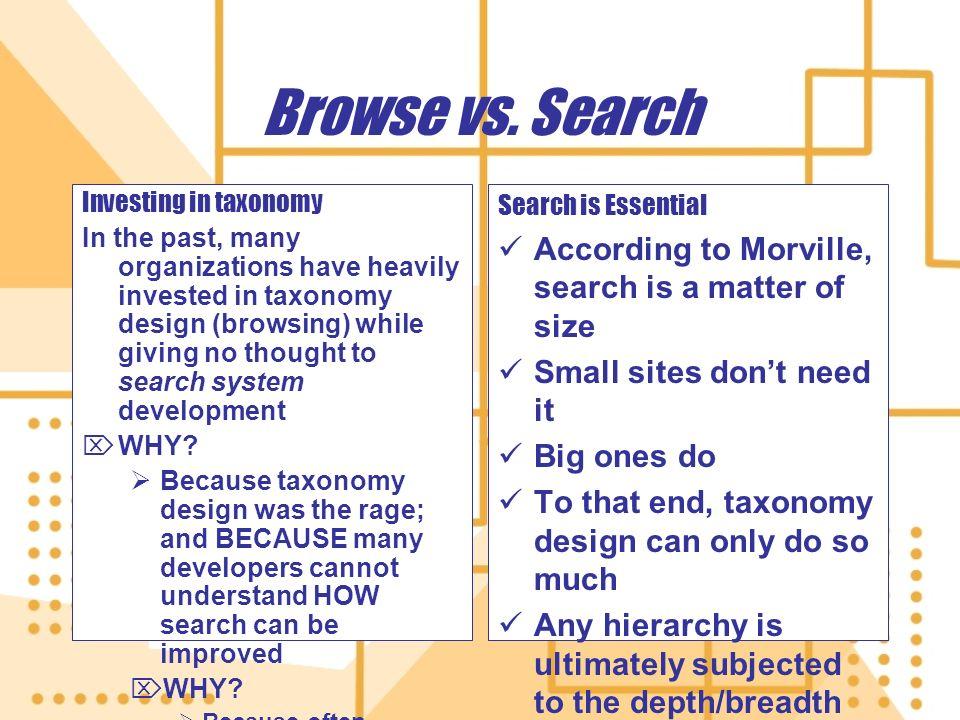 Browse vs.