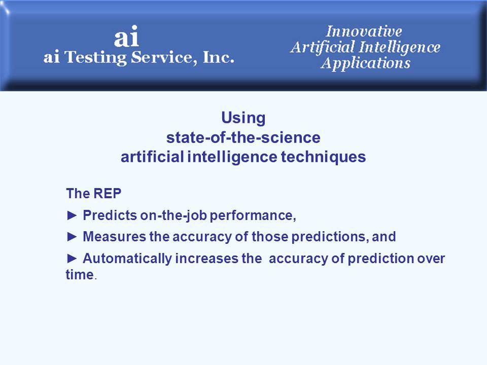 The REP Performance-Prediction Model