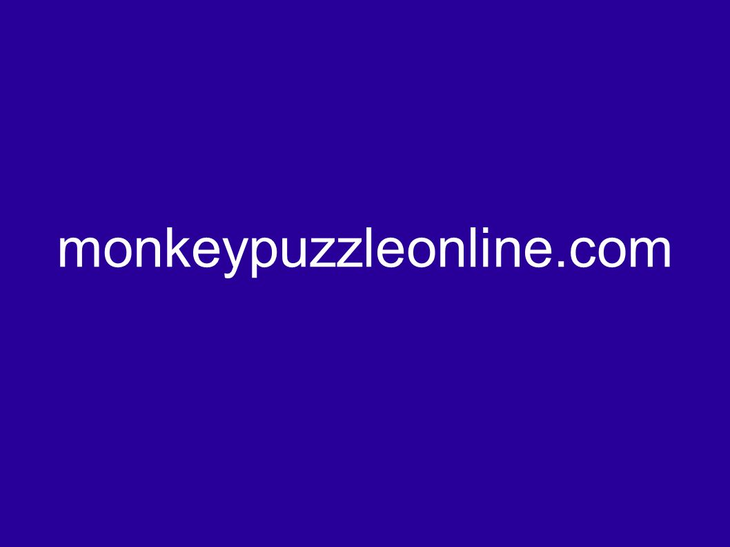 monkeypuzzleonline.com