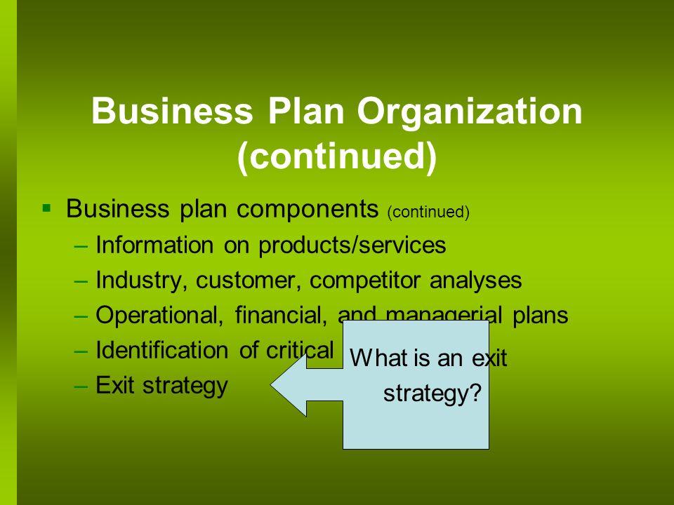 business plan helper
