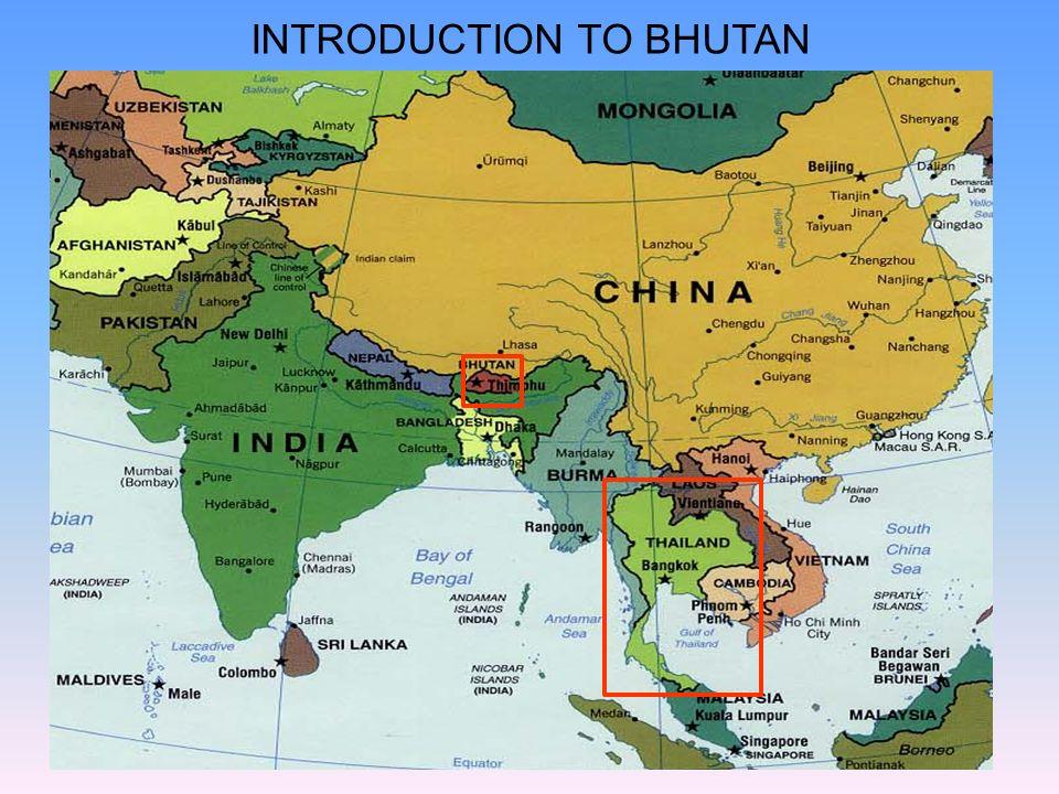 INTRODUCTION TO BHUTAN