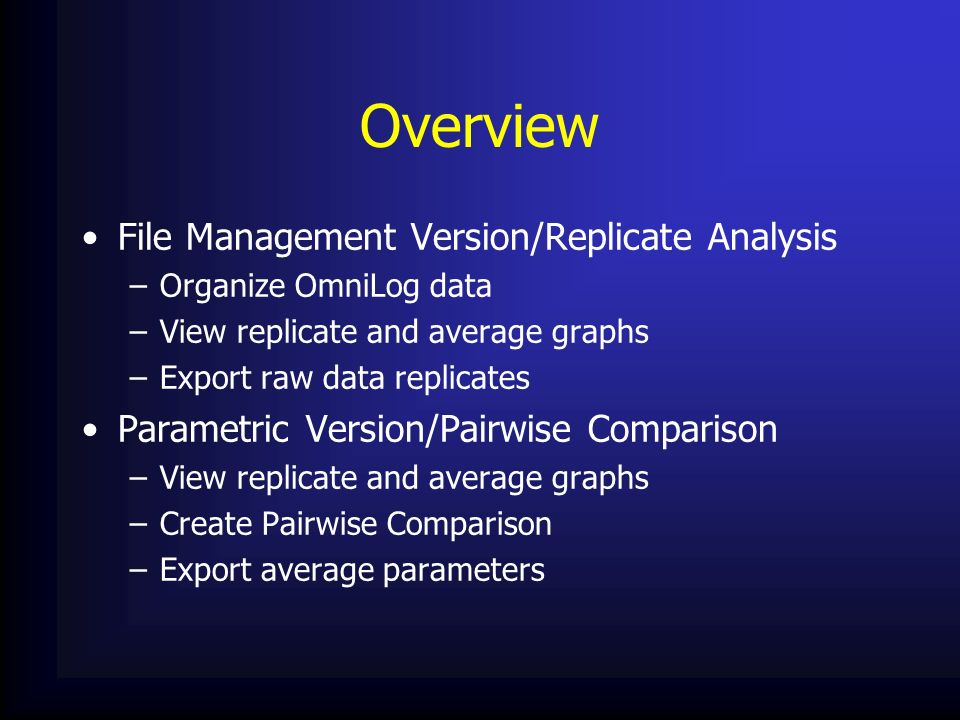 File Management/Kinetic Plot