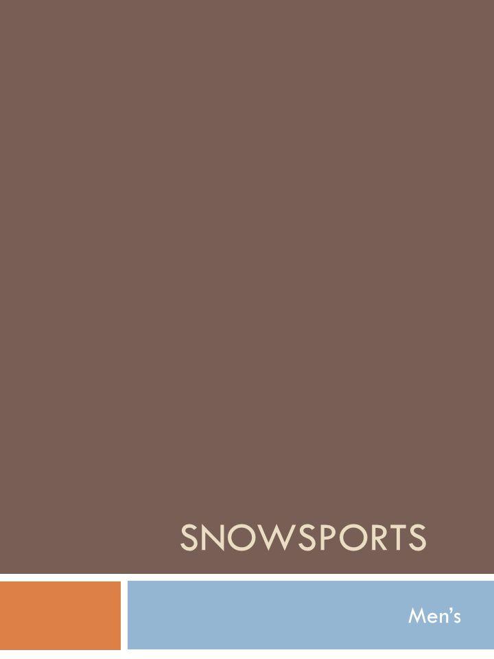 SNOWSPORTS Mens