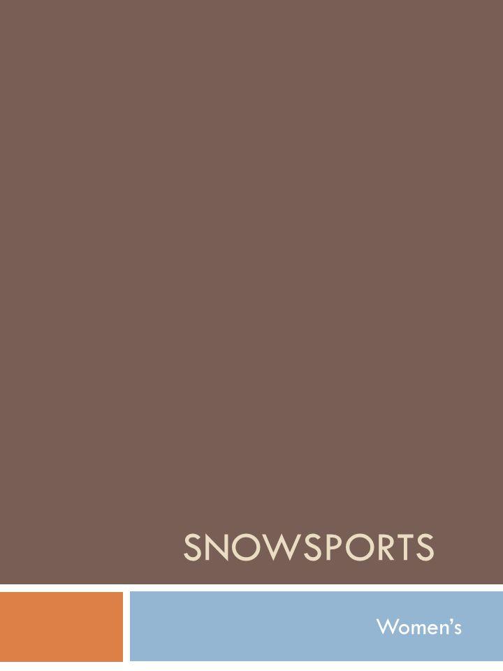 SNOWSPORTS Womens