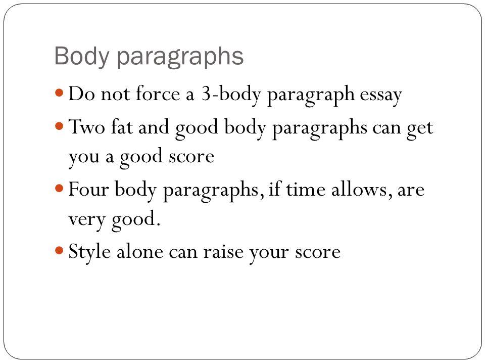 Good Exemplification Essay Topics
