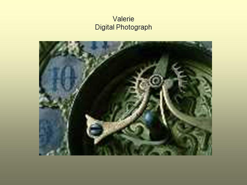 Valerie Digital Photograph