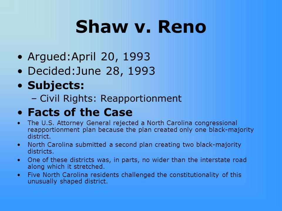 Shaw v.