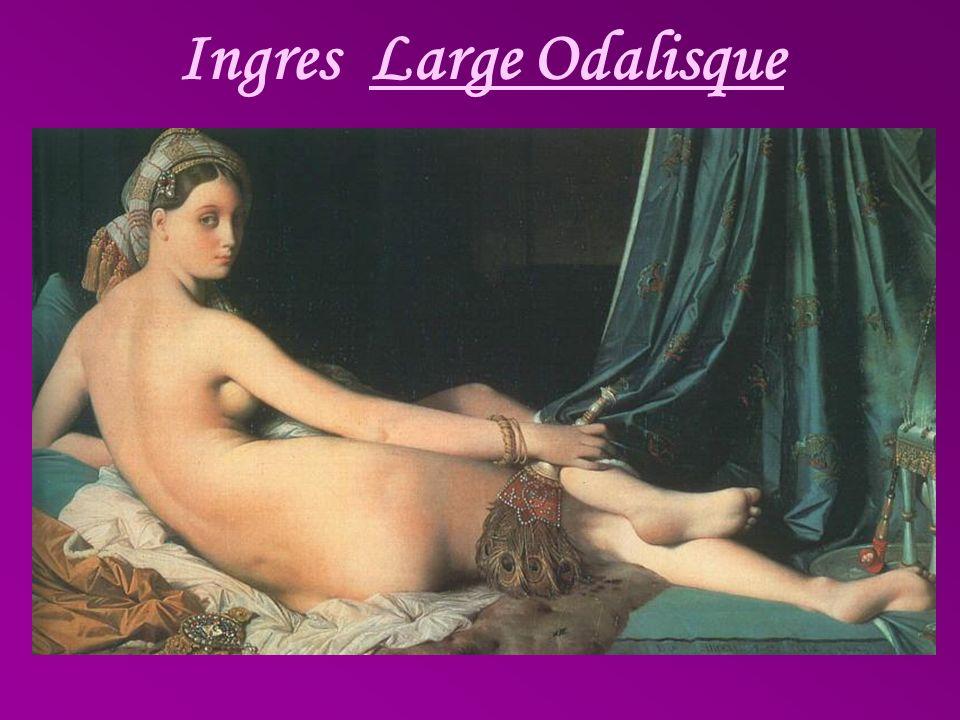 IngresLarge Odalisque