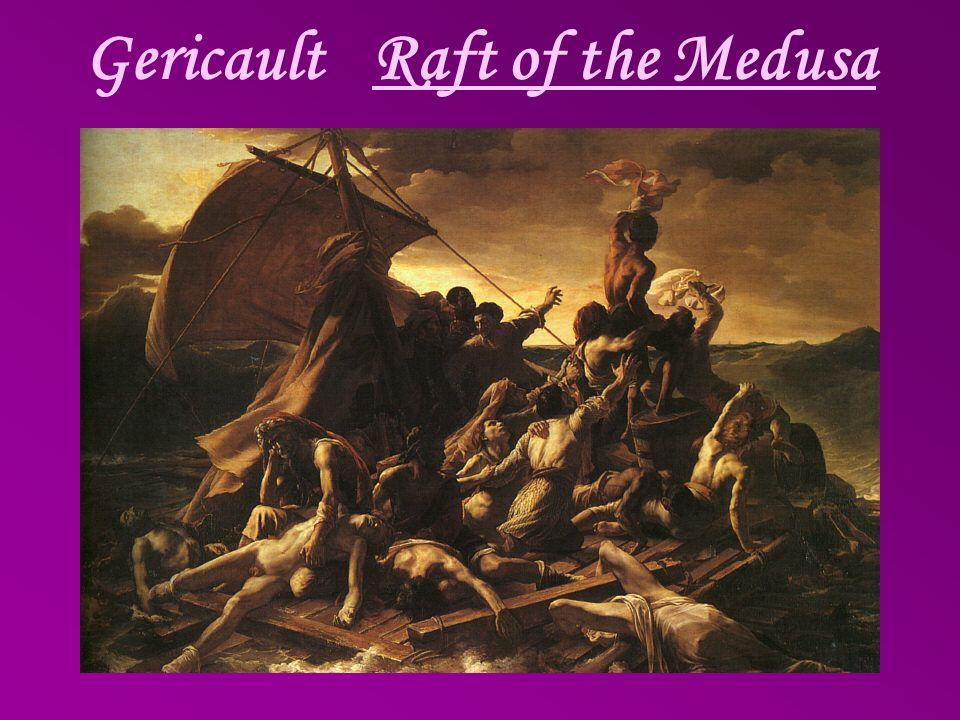 GericaultRaft of the Medusa