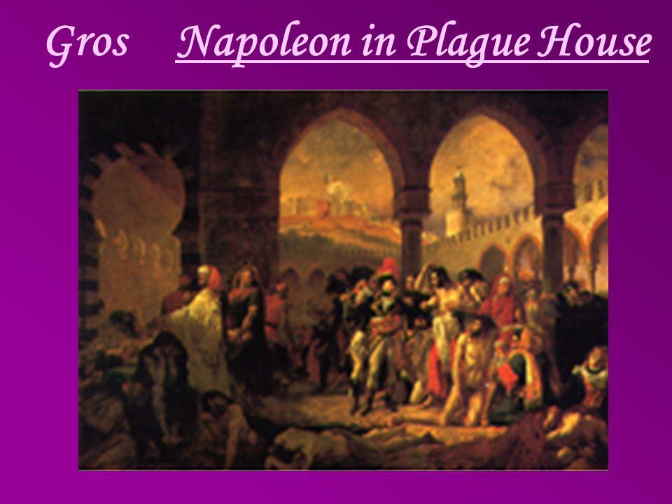 GrosNapoleon in Plague House
