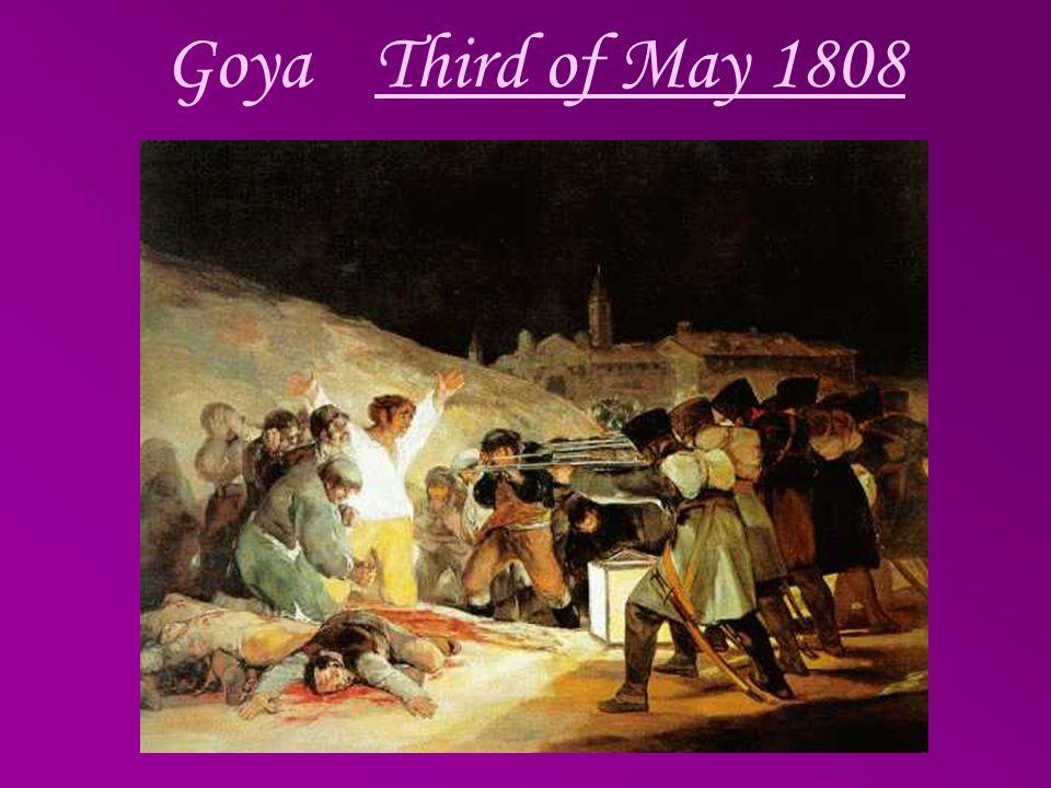GoyaThird of May 1808