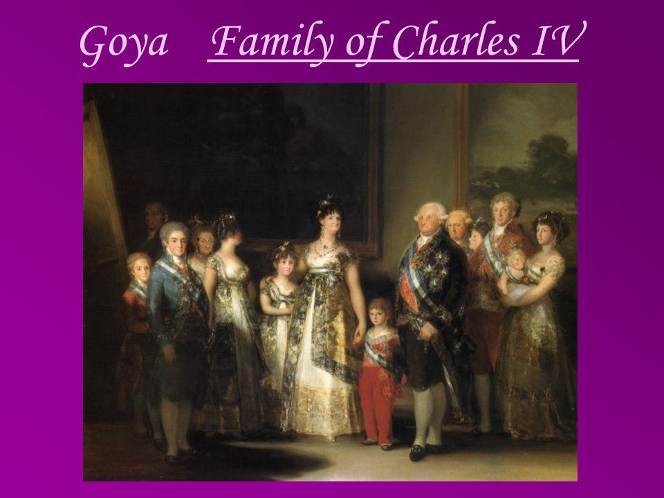 GoyaFamily of Charles IV