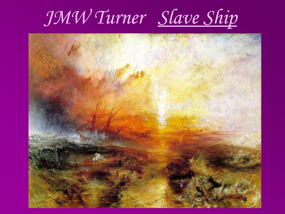 JMW TurnerSlave Ship