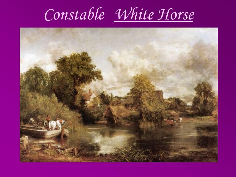 ConstableWhite Horse
