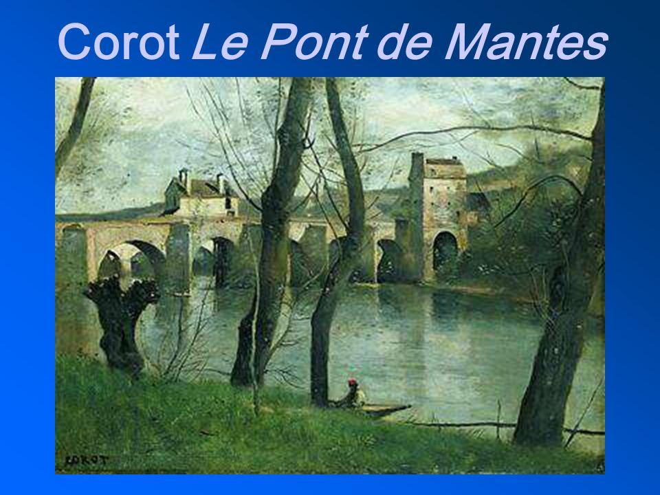 CorotLe Pont de Mantes
