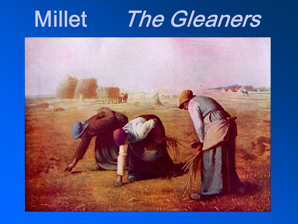 MilletThe Gleaners