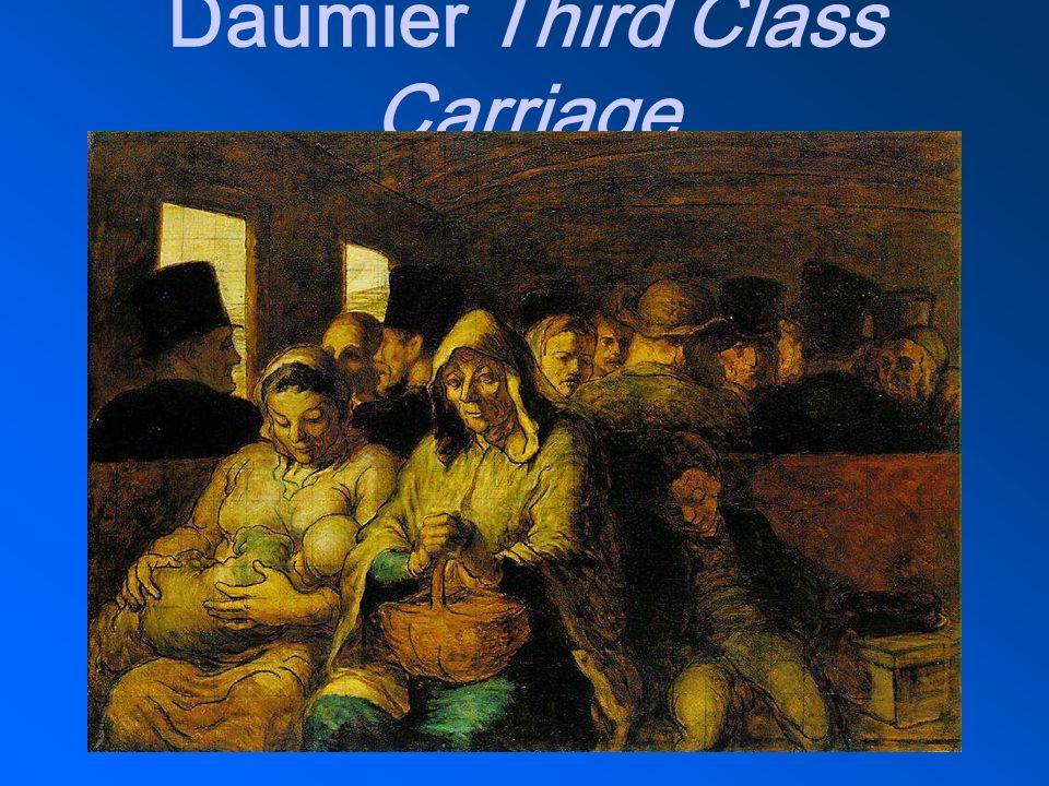 DaumierThird Class Carriage