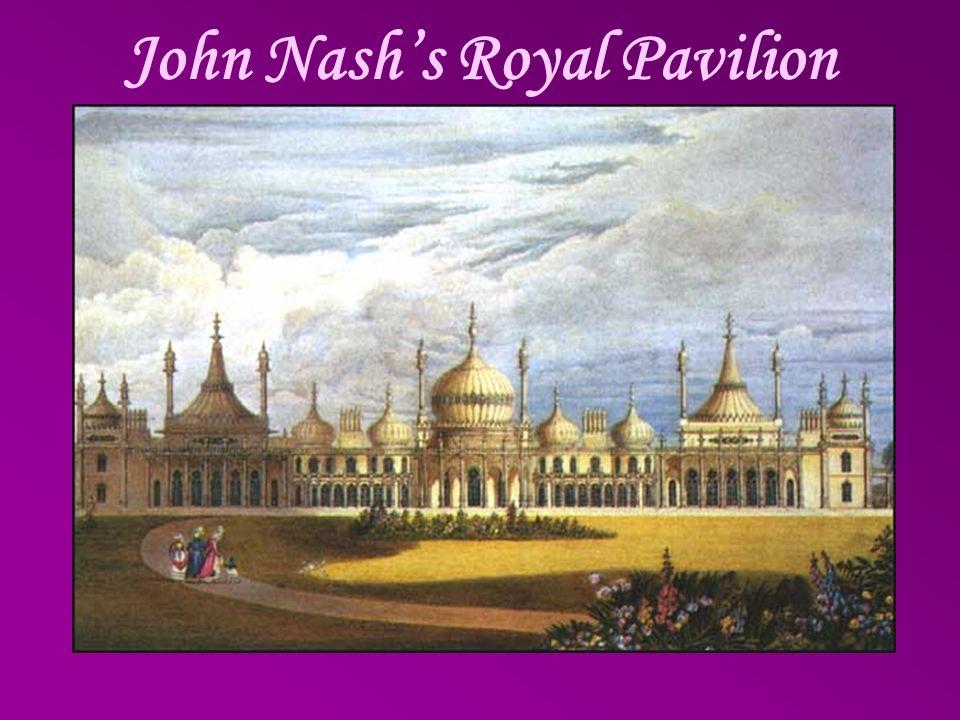 John Nashs Royal Pavilion