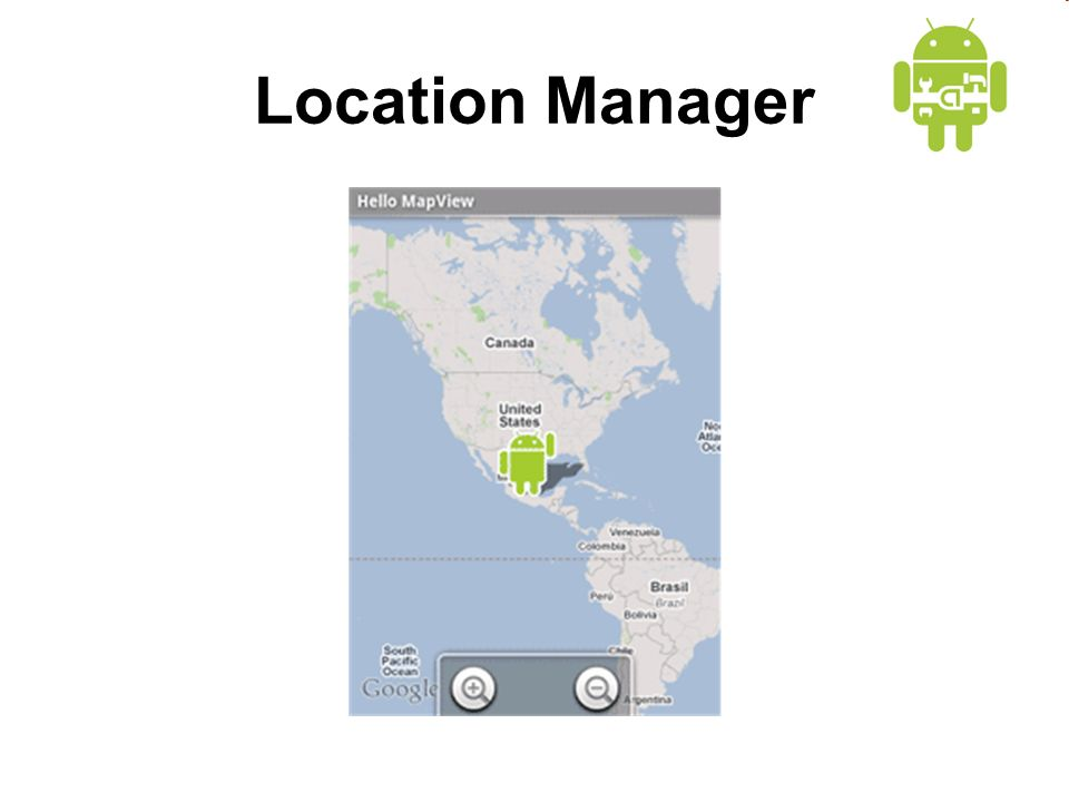 Location Manager