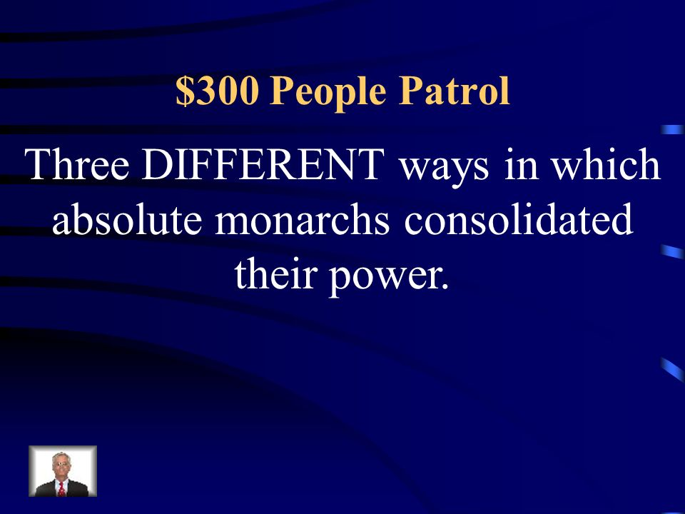 $200 People Patrol Being poor isnt so bad.