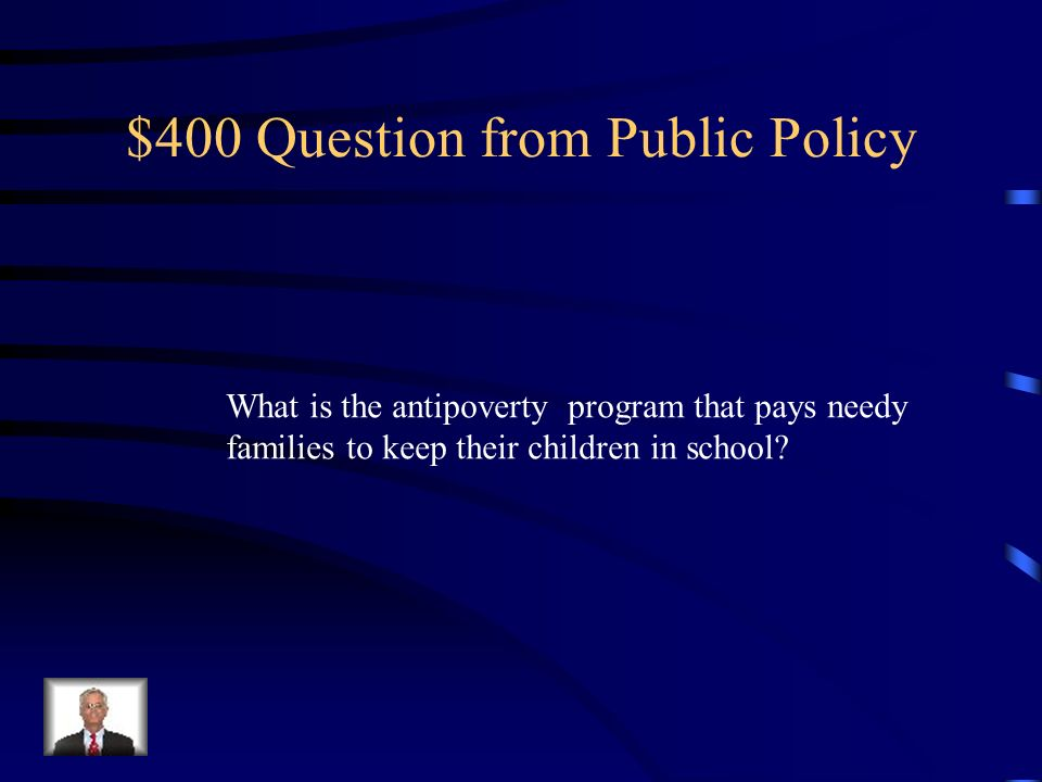 $300 Answer from Public Policy Remittance