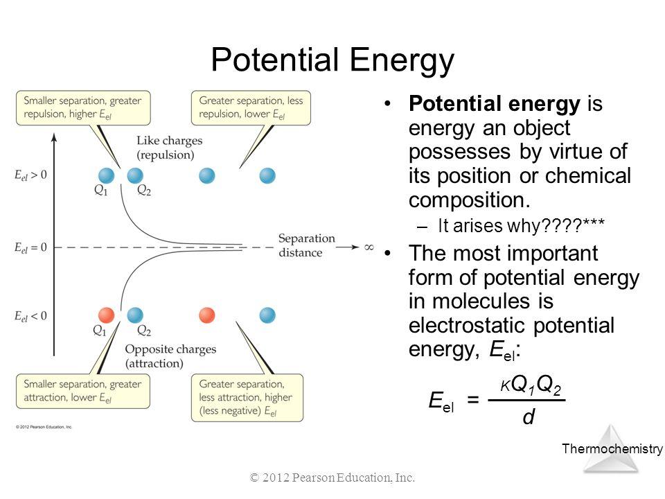 Thermochemistry © 2012 Pearson Education, Inc.