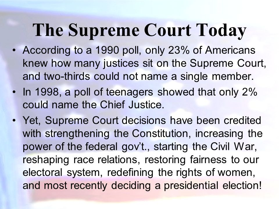 SELECTED SUPREME COURT CASES In your textbook: pages You have a quick reference for cases.