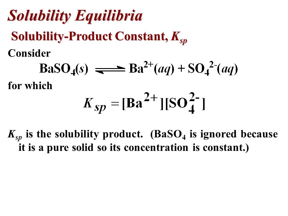 Factors That Affect Solubility Solubility and pH Solubility and pH