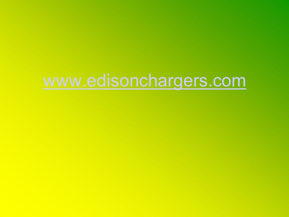 www.edisonchargers.com