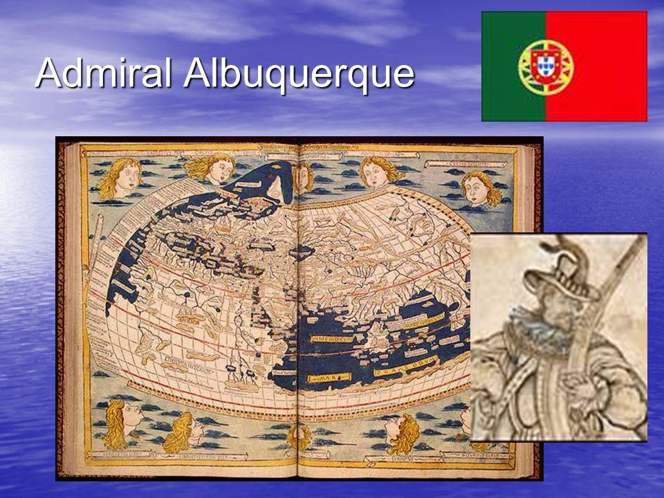 Admiral Albuquerque