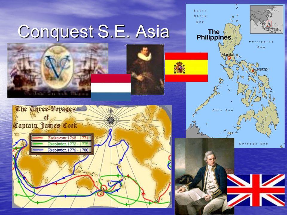 Conquest S.E. Asia