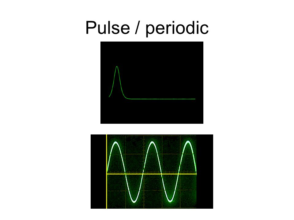1.A wave is a traveling disturbance (not substance!). 2.A wave carries energy from place to place.