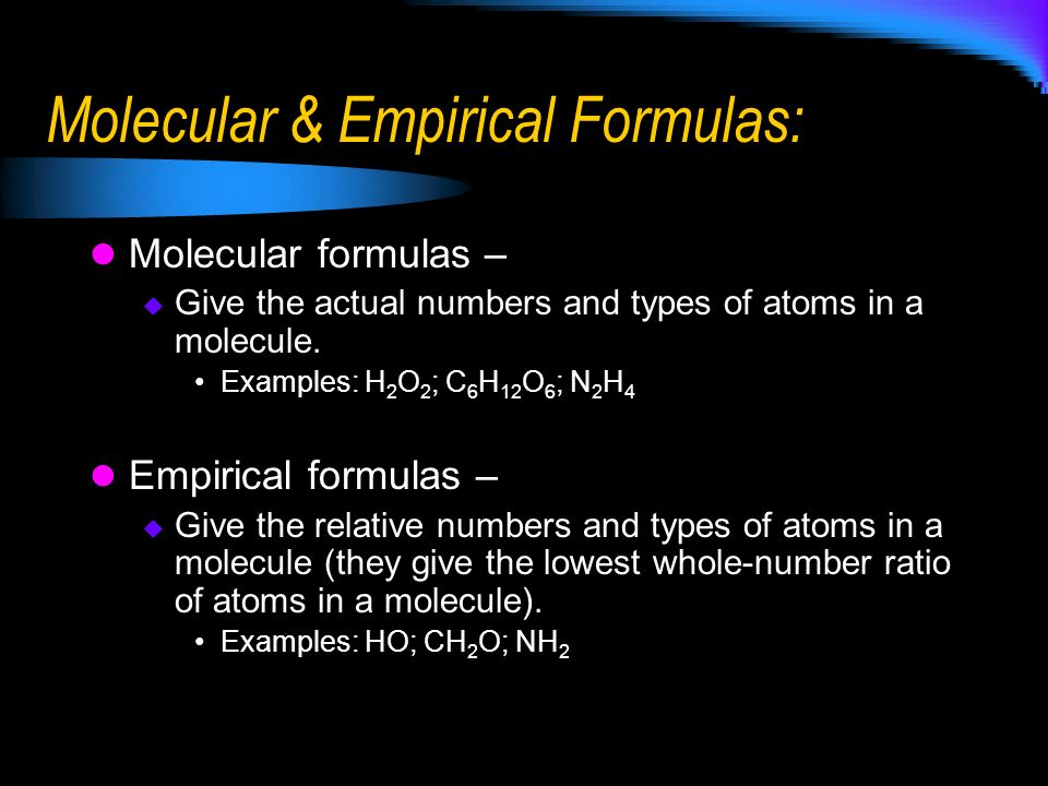 Picturing Molecules: Molecules occupy three-dimensional space.