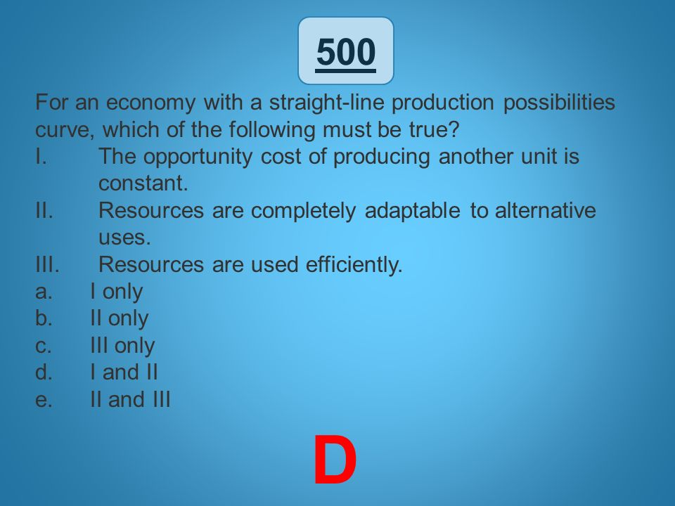 100 One characteristic of perfectly competitive markets is that individual firms a.engage in product differentiation b.are free to enter or exit an industry in the long run c.earn positive economic profits in the long run d.advertise to increase market share e.face a downward-sloping demand curve B