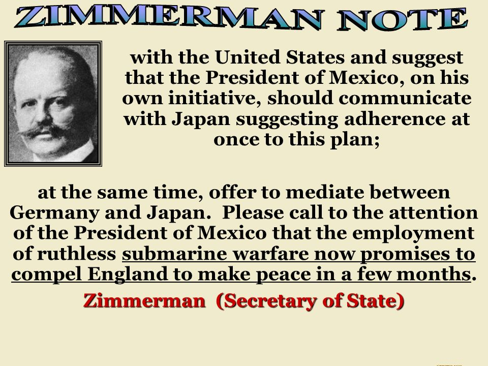 alliance Mexico is to reconquer the lost territory in New Mexico, Texas, and Arizona If this attempt is not successful, we propose an alliance on the