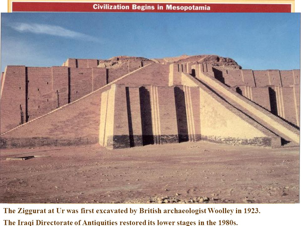 Chapter 2 Lecture Outline: The Four Early River Valley Civilizations City-States in Mesopotamia II. The City-State Structure of Government A. Although