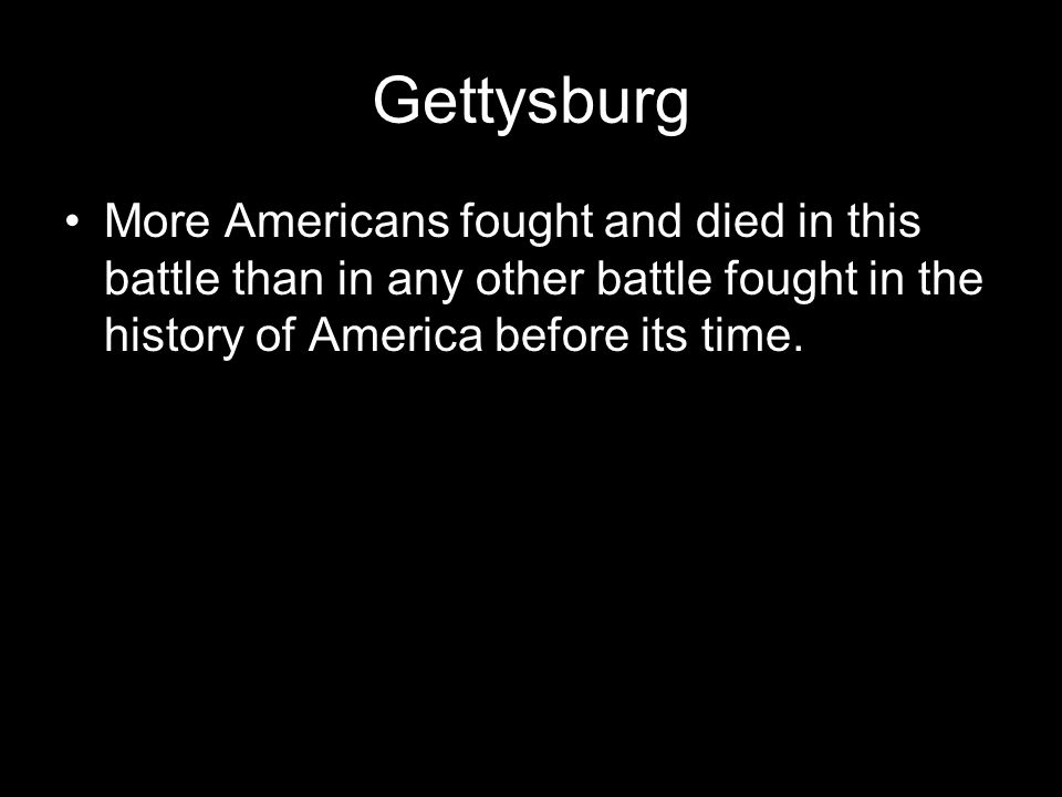 Antietam Antietam was the bloodiest battle of the Civil War. Killing thousands of people a day on both sides it was also one of the most violent.