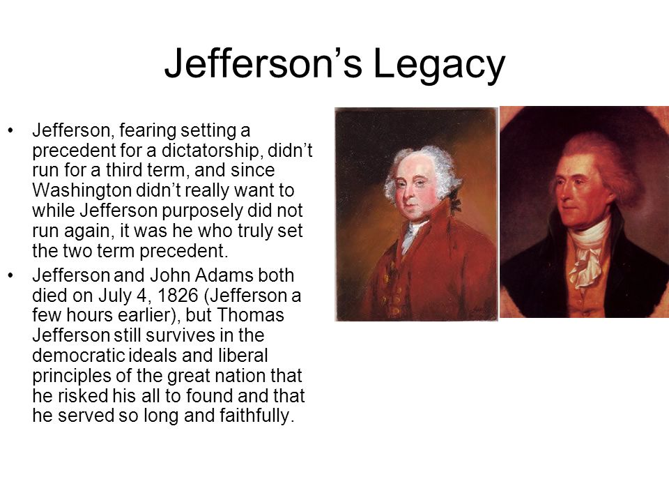 Jeffersons Backfiring Embargo During the tie of the embargo, the Federalist Party regained some of its lost power. However, during this embargo, resou
