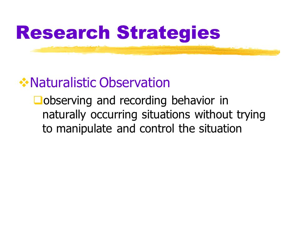 Research Strategies Correlation Coefficient a statistical measure of the extent to which two factors vary together and thus how well either factor predicts the other Correlation coefficient Indicates direction of relationship (positive or negative) Indicates strength of relationship (0.00 to 1.00) r = +.37