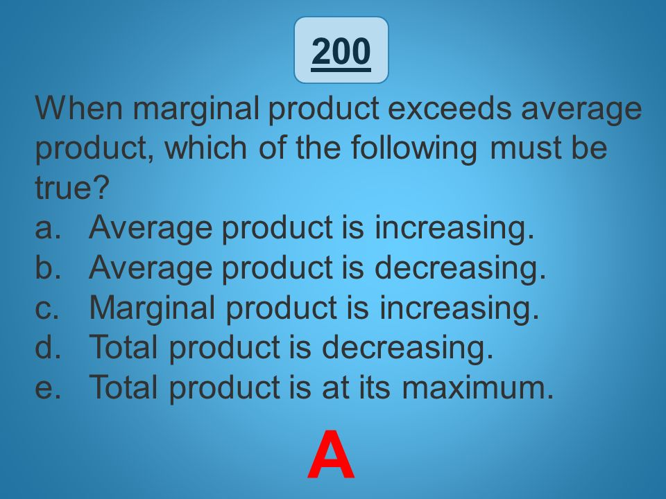 300 Which of the following factors can cause a firms cost curves to shift upward.