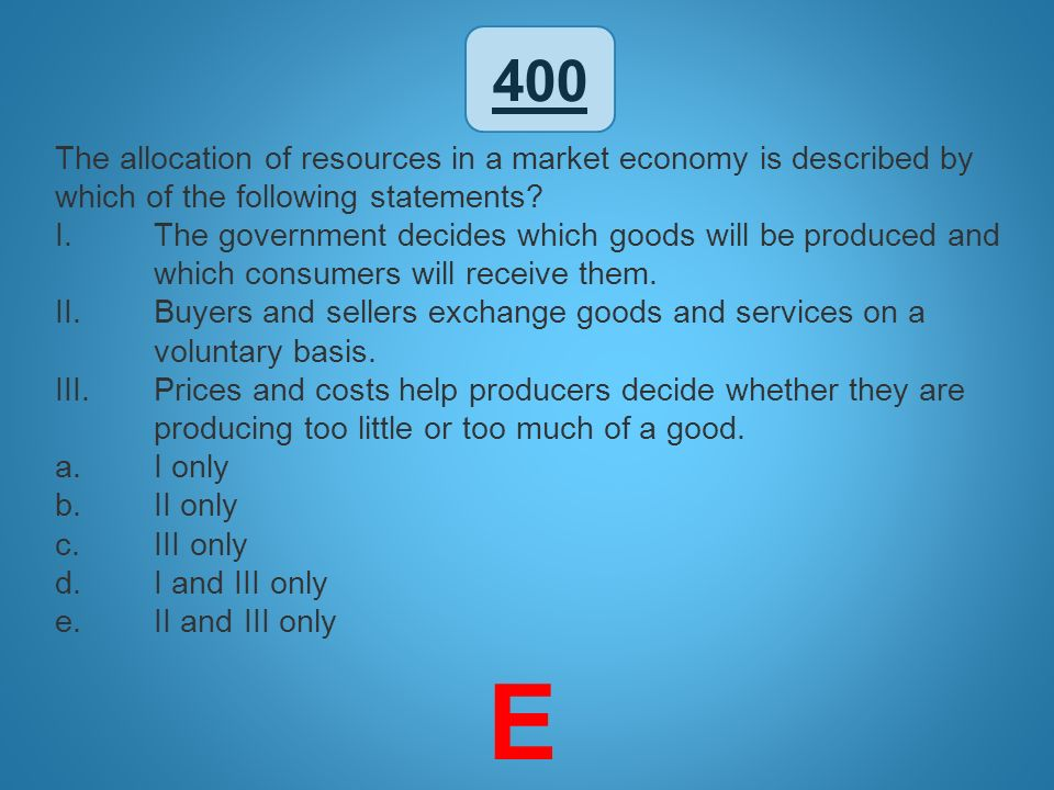 500 An outward shift in the production possibilities curve of an economy can be caused by an increase in a.Unemployment b.The labor force c.Inflation d.Output e.Demand B