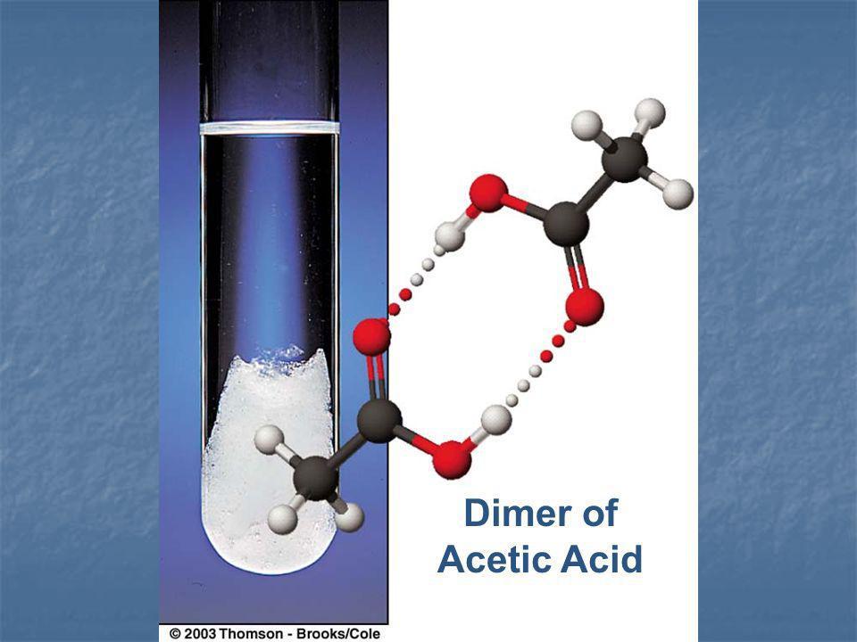 Dimer of Acetic Acid