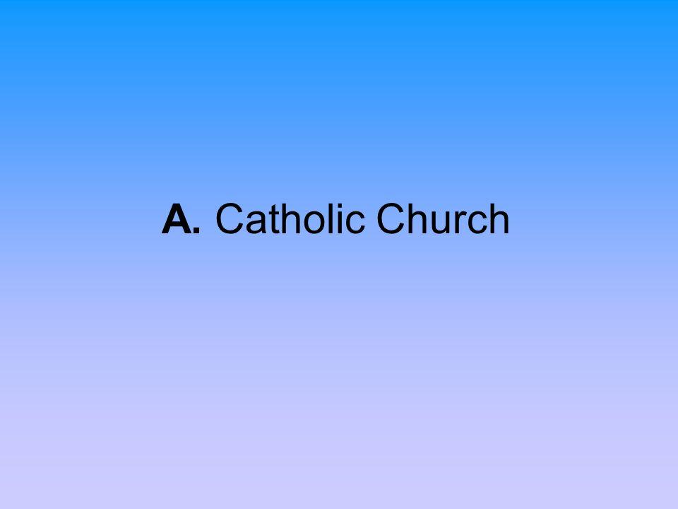 A. Catholic Church