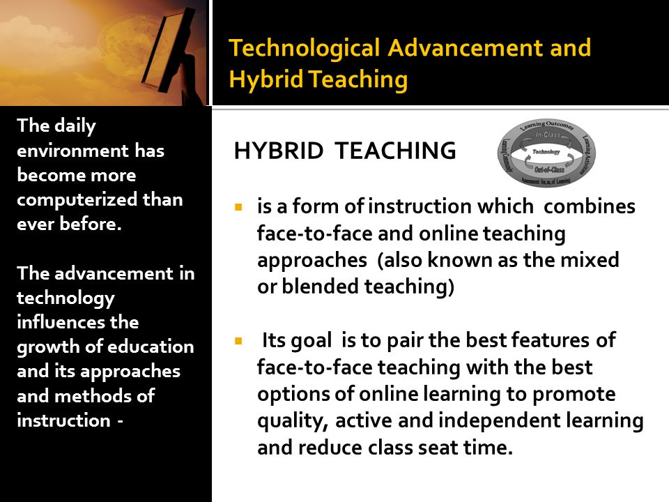 Defining Hybrid Teaching, IVLE and its Features Hybrid Teaching with IVLE at DLSU Methodology Results Hybrid Teaching with IVLE - Common Practices of