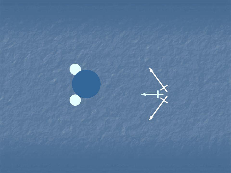 Anti-bonding Molecular Orbital Geometry not favorable to overlap Geometry not favorable to overlap