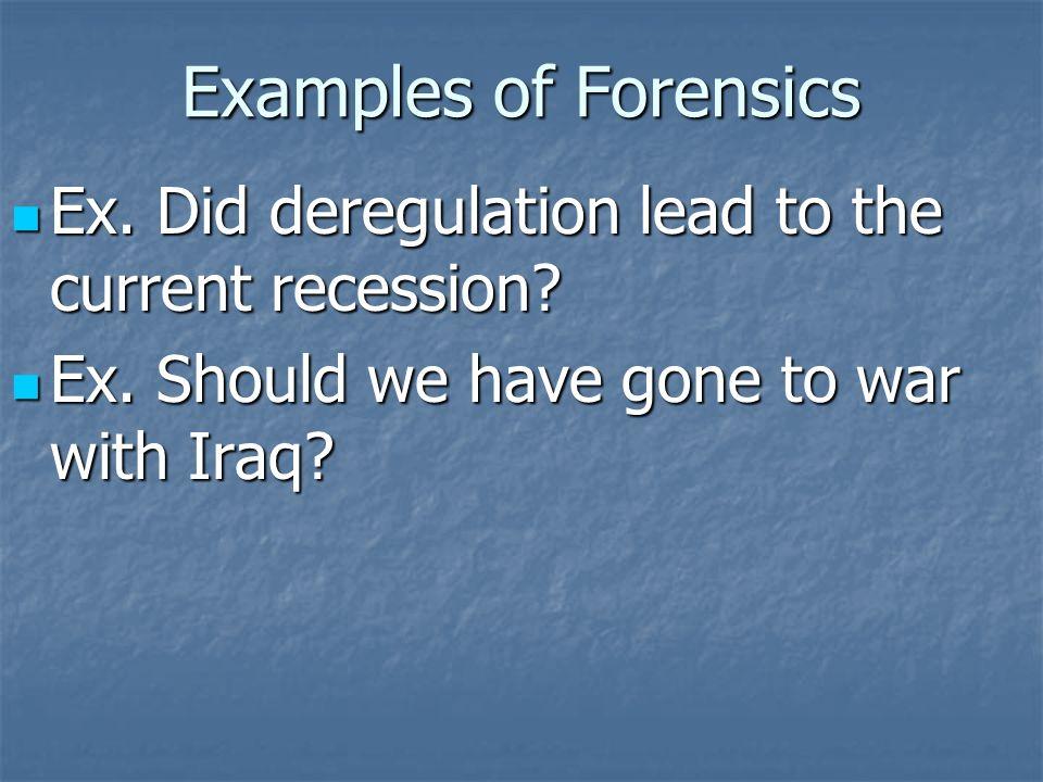 Deliberative Arguments (Future) What should we do in the future.