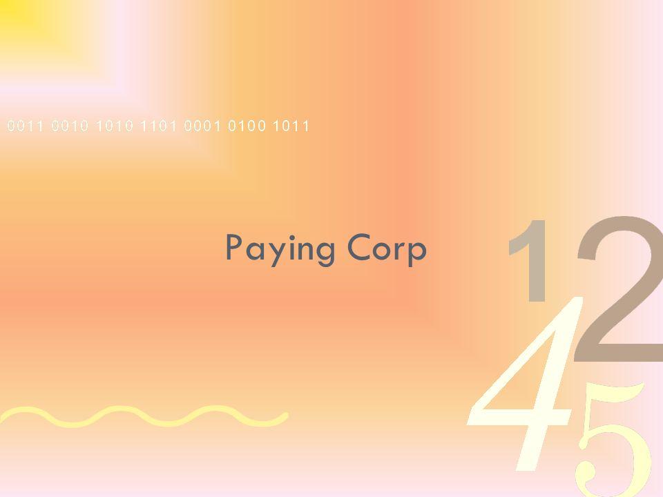 Paying Corp
